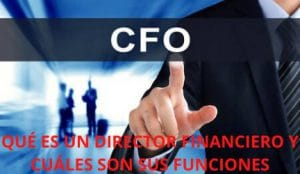director financiero