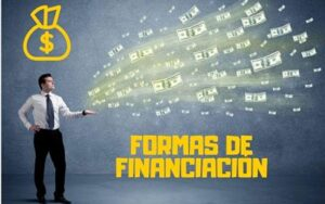 tipos de financiacion