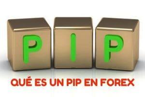Qué es un Pip en Forex