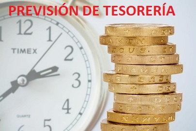 PREVISIÓN DE TESORERÍA