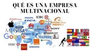 que es una empresa multinacional