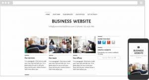WEB PARA AUTÓNOMOS, PYMES, Y EMPRENDEDORES
