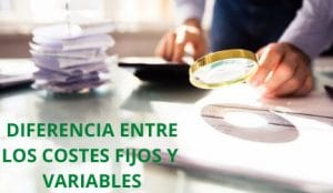 costes fijos y variables
