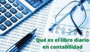 libro diario contabilidad