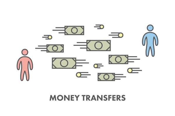 Como hacer una transferencia bancaria de un banco a otro