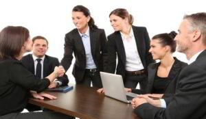 cargos en una empresa