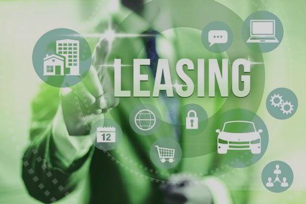 contabilizar leasing
