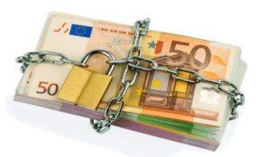 Embargo de cuenta bancaria por orden judicial