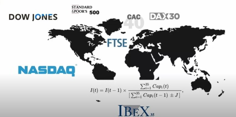 indices bursatiles principales